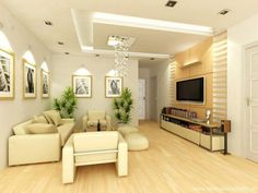 The main room in any house is the living room. The living room design is one of the most important moments in the arrangement of the livin. Ceiling Design Living Room, Bedroom False Ceiling Design, Living Room Designs, Living Room Decor, Design Bedroom, Living Rooms, Led Solar, Sofa Set Designs, Living Room Modern