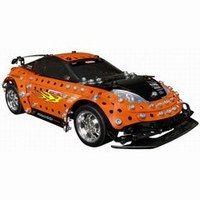 Tuning Street Racing, Nikko Meccano - Cadeaux de Noël - Récompensé du Grand Prix du jouet 2006, ce coffret de 368 pièces permet de construire 3 véhicules radiocommandés : une voiture de course, un camion et un cabriolet à personnaliser...