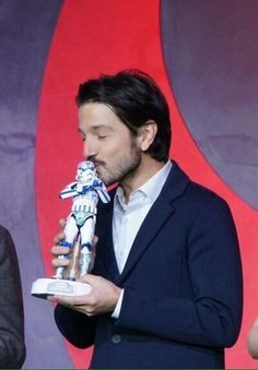 I am also Diego Luna trash now so that's chill