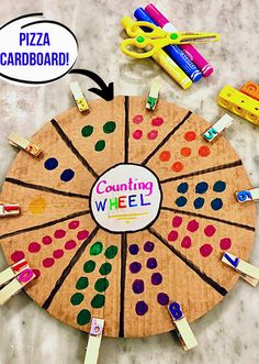 21 Awesome Cardboard Arts and Crafts Ideas for Kids Fun Crafts For Kids, Craft Activities For Kids, Easy Diy Crafts, Crafts To Do, Toddler Activities, Arts And Crafts, Toddler Art Projects, Cool Art Projects, Diy Craft Projects