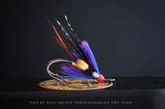 Wilkinson hairwing on size 6 fulling mill,  By PG Quality Flies