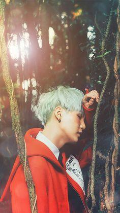 BTS Wallpaper Poststop — Suga being aesthetic af - wallpaper sets Pure love...