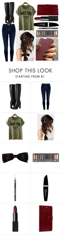 """""""Izzy: May 11, 2016"""" by disneyfreaks39 ❤ liked on Polyvore featuring Burberry, River Island, With Love From CA, Chanel, Urban Decay, Barry M, Max Factor and NARS Cosmetics"""