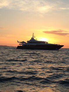 Croatian sunset 🌅 🇭🇷 Zadar  Natural Beauty