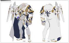 ArtStation - personal work, Eun jin Character Sheet, Character Concept, Character Art, Concept Art, Armor Concept, Character Ideas, Character Design Animation, Character Design References, Fantasy Characters