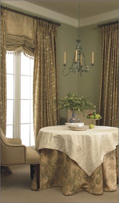 Window Treatment Styles | Window Treatments For Bay Windows Pictures