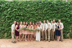 Knoxville Botanical Gardens wedding by Gabby Dalton Photography www.gabbydalton.com