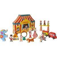 storybox circus - janod