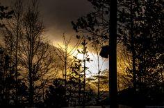 Sunrise Kongsberg, Norway