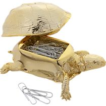 gold turtle $64.95 CB2
