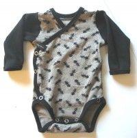 Wraparound body - free pattern. Tutorial here: http://nefertaricreations.com/wraparoundbody/