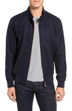 Baracuta Wool G9 Harrington Jacket