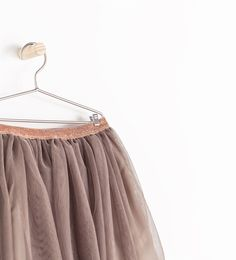 Tulle Skirt... Yes please!