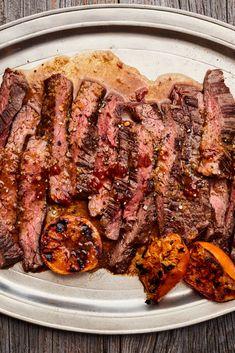 Grilling Recipes, Beef Recipes, Cooking Recipes, Healthy Recipes, Dinner Entrees, Dinner Recipes, Dinner Ideas, Skirt Steak Recipes, Popular Recipes