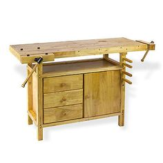 antike hobelbank werkbank schraubstock schreiner holz alt in niedersachsen ritterhude. Black Bedroom Furniture Sets. Home Design Ideas