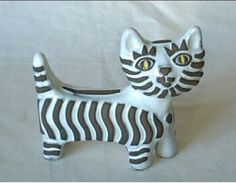 MODERNIST CAT BY DOROTHY CLOUGH FOR UPSALA EKEBY