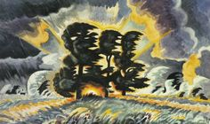 Charles Burchfield: Creator of Symbolism in Art