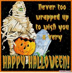 Wonderful Happy Halloween Wishes   999+ Halloween Pictures, Wallepaper For Halloween  Day Celebration   Pinterest   Happy Halloween