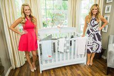 DIY Butterfly Crib Mobile Shoulder Dress, One Shoulder, Diy Butterfly, Cribs, Home And Family, Dresses, Fashion, Vestidos, Moda