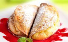 Voici une recette originale de crêpe soufflée aux fraises pour un dessert surprise! Une autre façon de déguster les crêpes.