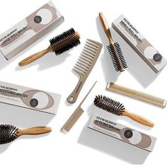 """COMBS & BRUSHES @love_kevin_murphy #KevinMurphy"""