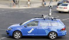 HERE and Iowa team up on self-driving and smart highway infr