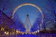 The London Eye    by Diliff