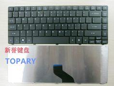 New laptop keyboard For ACER ASPIRE 4739 4739Z 4740 4740G 4741 4741G 4741Z 4741ZG 4743 4743G 3810T 4810T US VERSION #Affiliate