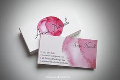 """Popatrz na mój projekt w @Behance: """"Few business cards designs"""" https://www.behance.net/gallery/43347135/Few-business-cards-designs"""
