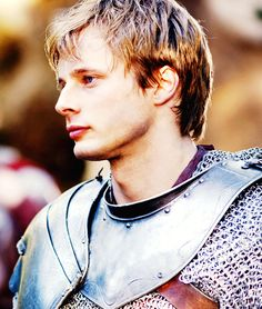 Bradley James as Arthur ~ Merlin --SWOON. Why are Brits so hot!?