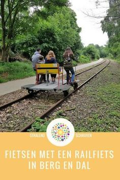 Railfiets Groesbeek Kranenburg - Apocalypse Now And Then Best Places In Europe, Places To Travel, Places To Go, Holland Cities, Visit Holland, Travel Pictures, Travel Photos, Holland Beach, Days Out With Kids