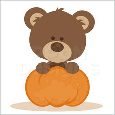 PPbN Designs - Bear in a Pumpkin (Free for Basic and Deluxe Members), $0.00 (http://www.ppbndesigns.com/products/bear-in-a-pumpkin-free-for-basic-and-deluxe-members.html)