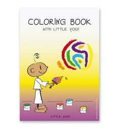❤ THE LITTLE YOGI - Coloring Book with Little Yogi ❤ 20 coloring pages with Little Yogi ❤ Each beautiful motif in our coloring books is designed and drawn with 100% love, passion and dedication by Barbara Liera Schauer ❤ Whether small or large, the positive illustrations convey joie de vivre and conjure a smile on the face ❤ Ideal for family, school or kindergarten Coloring Books, Coloring Pages, Kindergarten, The Conjuring, Positivity, Passion, Fictional Characters, Smile, Illustrations