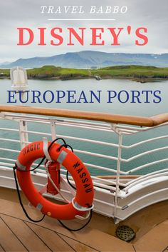 Going on a Disney Cruise in Europe? We've been to 20 Disney ports now - this is what we did at each stop and what we would recommend.