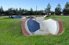 Stockton Skatepark (Newcastle, NSW Australia)