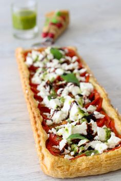 Tart Recipes, Veggie Recipes, Vegetarian Recipes, Cooking Recipes, Healthy Recipes, Pastries Recipes, Love Eat, Love Food, Cooking Time
