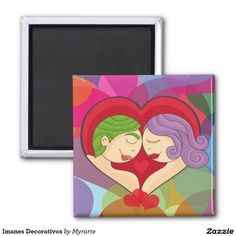 Decorative magnets #imanes #magnets