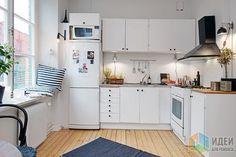 Чудеса дизайна или ржу-ни-магу (добавила фото кухни)