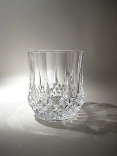Crystal . Rocks Glasses . Old Fashioned