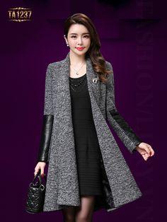 Phong cách thời trang mới giúp quý cô trở nên xinh đẹp hơn rất nhiều TA1237 Modern Hijab Fashion, Look Fashion, Womens Fashion, Fashion Design, Winter Fashion Outfits, Fashion Dresses, Modern Filipiniana Dress, Classy Work Outfits, Cute Girl Dresses