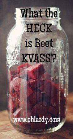 Beet kvass is excellent for digestion and is very cleansing for your liver. It also contains trillions of good bacteria which will help your entire gut.