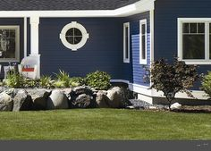 Exterior House Colors Hot Trends | siding aluminum blue ply gem 82ebb7e074ed2cf97111c34ce00b86d1 3x2 ...
