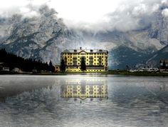 Lago di Misurina - Veneto Italy