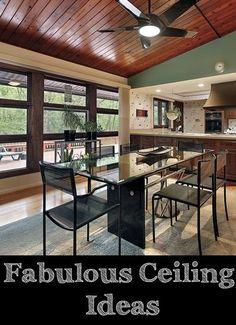 Fabulous Ceiling Ideas