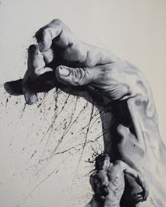 Paolo Troilo, Untitled, acrylic on canvas, 2011, cm 150x120
