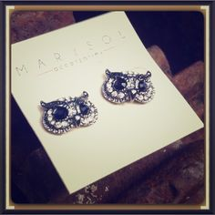 "Selling this ""BUY 2 get 2 FREE Hematite Owl stud Earrings"" in my Poshmark closet! My username is: mbvaughn. #shopmycloset #poshmark #fashion #shopping #style #forsale #Marysol #Jewelry"