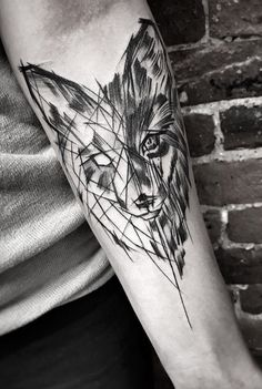 Inez Janiak fox tattoo – New Tattoo Models Fox Tattoo Men, Fox Tattoo Design, Sketch Tattoo Design, Tattoo Sketches, Tattoo Designs, Leopard Tattoos, Animal Tattoos, Trendy Tattoos, Small Tattoos