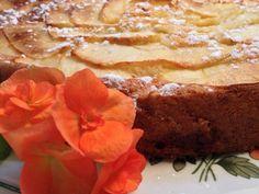Ricetta Dessert : Torta light con mele e albumi da Fulviaskitchen