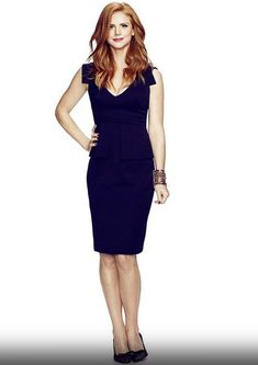 Donna Paulsen, you're my hero. Donna Suits, Sarah Rafferty, Suit Fashion, Work Fashion, Business Dresses, Business Attire, Donna Paulsen, Lawyer Outfit, Professional Wear