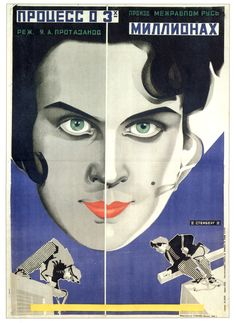 Vintage Soviet Propaganda and Art Posters created between 1917 and 1991(Popova, 2012)